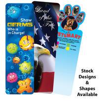 Bookmark, Full Color Digital (2 Side Custom Imprint)
