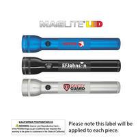 ST3 Mag-Lite Led 3D,Laser Engraved