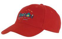 Premium American Twill College Cap