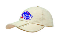 Brushed Cotton Pocket Cap