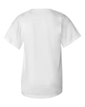 Tenacitee Boys Youth Irish House Heraldry Fitzgibbon T-Shirt X-Small White