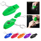 oscen led whistle keychain
