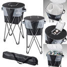 gridiron cooler with stand