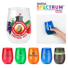 katie stemless wine glass