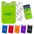 stick-and-go mobile wallet pouch
