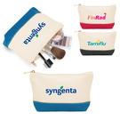 riviera cotton utility pouch