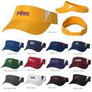 team sportsman performance cut & sew visor cap