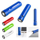 galactic 2600 mah flashlight powerbank