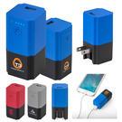cupertino 2600mah powerbank wall charger