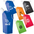sip & store collapsible water bag - 20 oz.