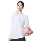 all sport w3006 women's quarter-zip lightweight pullover
