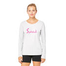 all sport w3009 women's performance long sleeve t-shirt