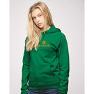 american apparel 5495w california fleece pullover hoodie