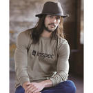 anvil 949 lightweight fashion long sleeve t-shirt