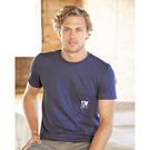 anvil 983 lightweight pocket t-shirt