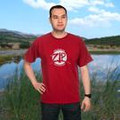basecamp® 5040 100% cotton unisex t-shirt