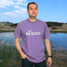 basecamp® 9515 unisex garment dyed crew