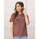 bella + canvas 6400 women's relaxed short sleeve jersey tee
