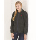 boxercraft q12 sherpa women's full-zip jacket