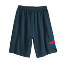 "c2 sport 5139 9"" mock mesh shorts"
