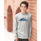 c2 sport 5204 youth performance long sleeve t-shirt