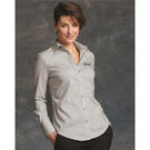calvin klein 13ck018 women's cotton stretch shirt