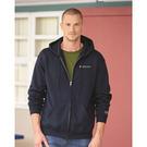 champion s800 double dry eco full-zip hooded sweatshirt