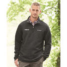 columbia 162523 great hart mountain iii half-zip fleece