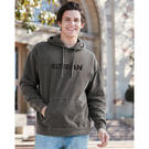 comfort colors 1567 garment dyed hooded pullover sweatshirt