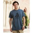 comfort colors 4017 garment dyed lightweight ringspun short sleeve t-shirt