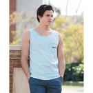 comfort colors 9330 garment dyed tank with a pocket
