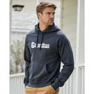 comfortwash by hanes gdh450 garment dyed unisex hooded pullover sweatshirt