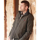 dri duck 5037 endeavor canyon cloth™ canvas jacket with sherpa lining