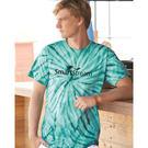 dyenomite 200cy cyclone pinwheel short sleeve t-shirt