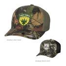 flexfit 6911 mossy oak stretch mesh cap