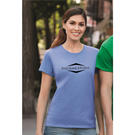 gildan 5000l heavy cotton women's short sleeve t-shirt