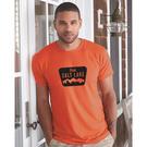hanes 4980 nano-t t-shirt