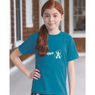 hanes 5370 ecosmart youth t-shirt