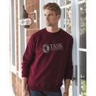hanes f260 ultimate cotton crewneck sweatshirt