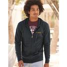 independent trading co. ss150jz lightweight jersey hooded full-zip t-shirt