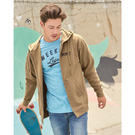 independent trading co. ss4500z midweight hooded full-zip sweatshirt