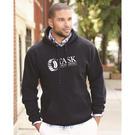 j. america 8824 premium hooded sweatshirt