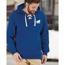 j. america 8830 sport lace hooded sweatshirt
