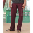 jerzees 974mpr nublend® open bottom sweatpants with pockets