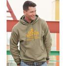 jerzees 996mr nublend hooded sweatshirt