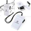 capsule splash-proof phone holder