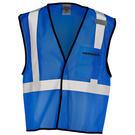 ml kishigo b120-b127 enhanced visibility mesh vest