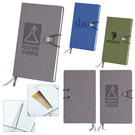 half and half perfect bound notebook