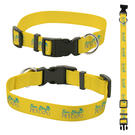 """1"""" sublimated pet collar"""