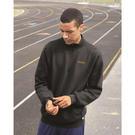 russell athletic 1z4hbm dri power® quarter-zip cadet collar sweatshirt